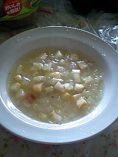 解毒スープ